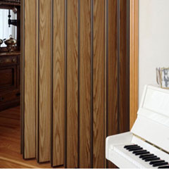 Woodfold - Accordion Doors