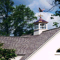 CW Ohio - Cupolas & Weathervanes