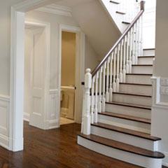 Superieur Oak Pointe   Stair Parts