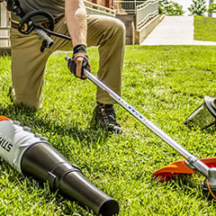 STIHL - Trimmers & Brushcutters